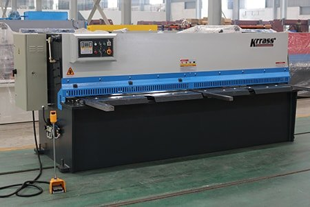 MS7 Hydraulic Shearing Machine with ELGO P40 Controller