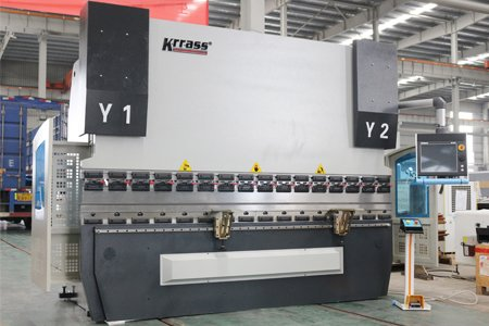 MB8 CNC Automatic Servo Press Brake – DA66T (6+1 Axis)