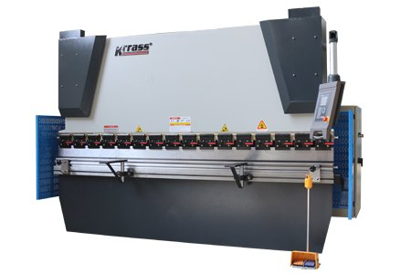 WC67K CNC Hydraulic Servo Press Brake – DA41s