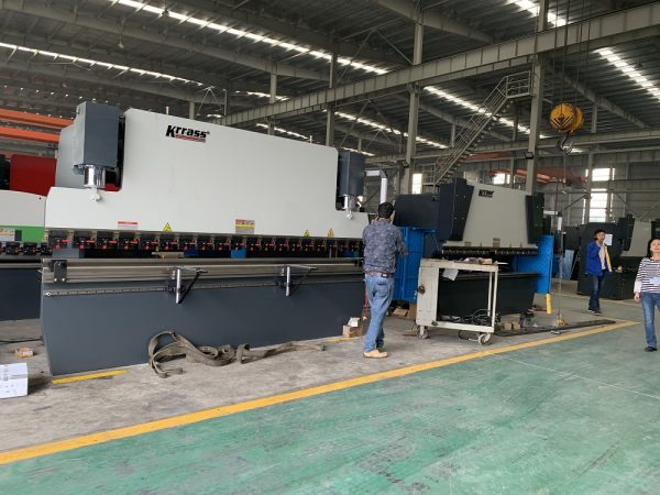 Bangladeshi press brake(visit)