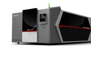 KRRASS Fiber laser cutting machine