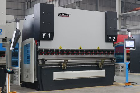 MB8 CNC Automatic Servo Press Brake – DA58T (4+1 Axis)