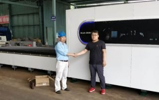 Vietnam Fiber Laser Cutting Machine