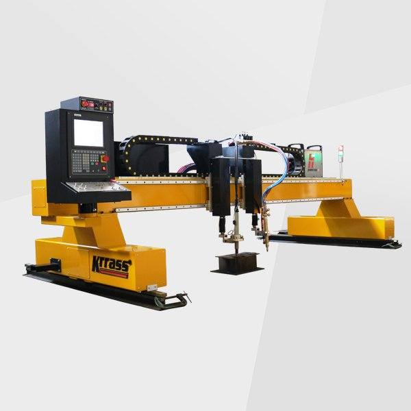plasma oxy cutting machine
