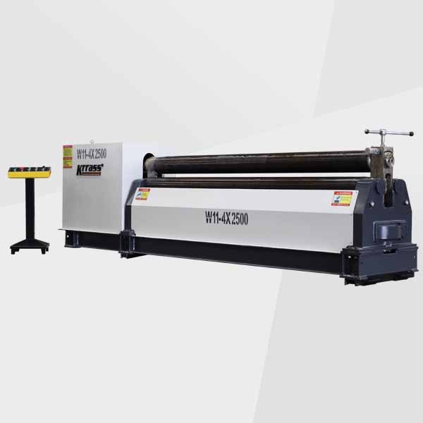 Plate Roller Machine Factory
